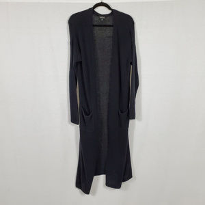 Lucky Brand Black Duster Cardigan•Size XL•
